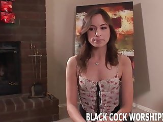 I am going to treat myself to a big black cock