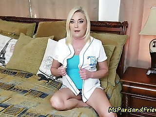 A Soccer Mom Who Wants It ROUGH!