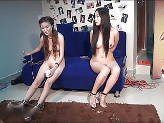 2 Chinese Models, Ropes, Toys, and 1 Chubby Photographer