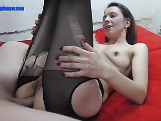 Cougar Takes it In The Ass and does Ass To Mouth