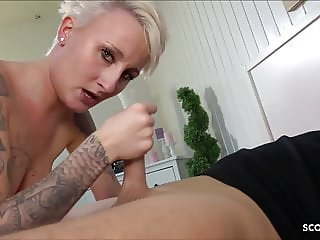 Swiss Teen Kira Krass Rough Fuck and Swallow Cum at UserDate