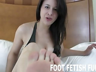 Will you give me a foot massage