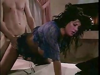 Black Haired Beauty Enjoys Fucking