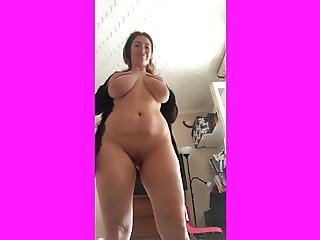 wife cums from porn
