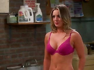 Kaley Cuoco Hot Compilation ! 2019