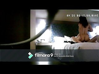 Hidden Cam Hotel Sex with Barely 21 Sugarbaby