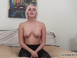 I have a fun new cuckold game I want to play with you