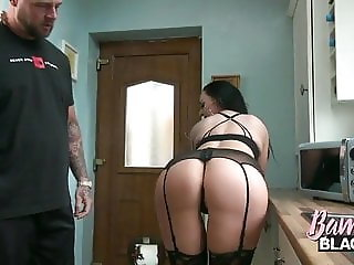 bubble butt jaz used and creampied