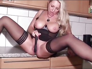 Shameless Cougar MILF with Big Boobs Seduces Young Neighbor
