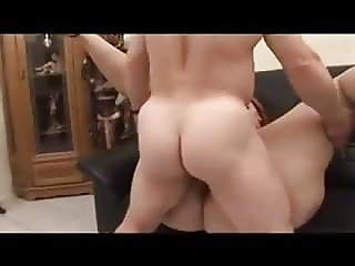 Stud Little Person Rides His Whore