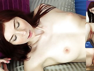 Piss Drenched Redhead Gets Fucked Hard