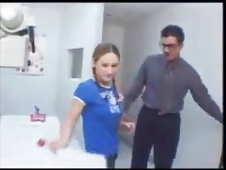 BOTR Sexy Teen Gets The Very Best Treatment !