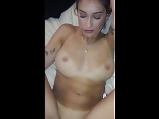 Delightful Busty Wife Loves Big Cock in Her Still Tight Cunt