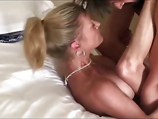 Hubby Films His Busty Mature Wife Gets Pounded By Teen Boy