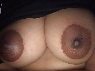 Indian Girl with Her Big Boobs