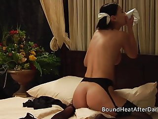 Pure Orgasmic Experience For Naughty PAWG Leasbian Maid