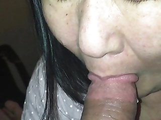 Mouth for cock