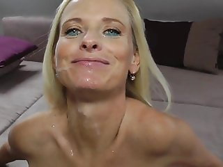 gorgeous busty wife loves her new boss on vacation