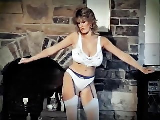 FREED FROM DESIRE - vintage 80s British big tits dance strip