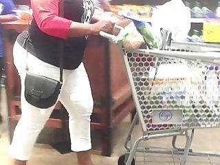 Ebony Mom got a mean phat ass for me 3