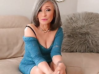 hairy mature milf still loves very big cock in her pussy