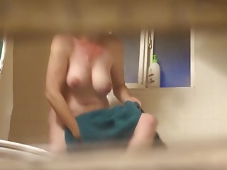 Petite Girl Entertained by 3 Bisexual Guys