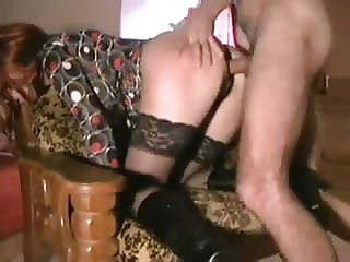 Mature Beauty Taking Cock