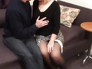 Foreplay for watching cuckold