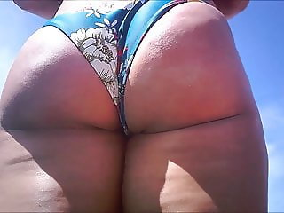 PAWG Wife in Bikini on Cruise (Hidden Cam Watch)