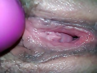 see in my wifes pussy 2
