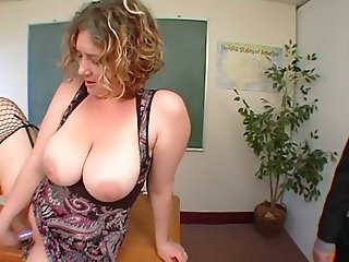 Leela Kane is a Naughty Teacher