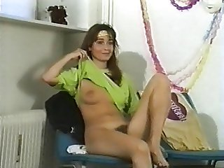 Danish girls casting tape
