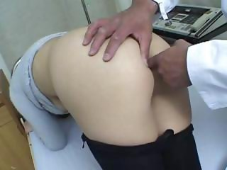 asian doctor and asian chocolatehole