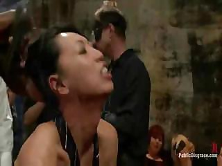 Tia Ling, Nat Turnher and Brian Pumper have a hot fucking threesome