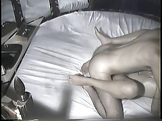 Foreign Couple In japanese Love Hotel