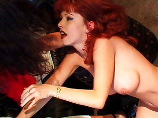 Rebecca Lords submissive femdom babe dominated
