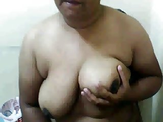 chubby asian on webcam