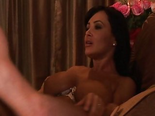 Lisa Ann luxurious diamond fuck