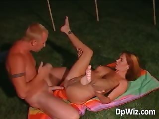 Hot outdoors fucking of some amazing part4