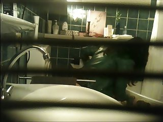 my bathroom spycam no.1