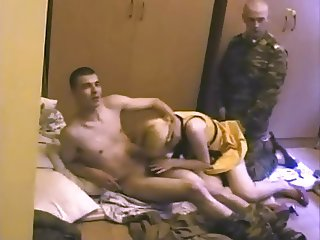 russian soldiers fucked prostitute