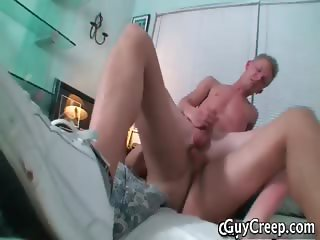 Hot gay buddy spying on his dreaming part1