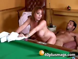 Horny mom fucked by horny stud