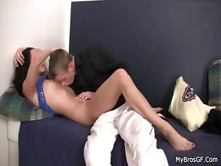 BF finds her riding another dick