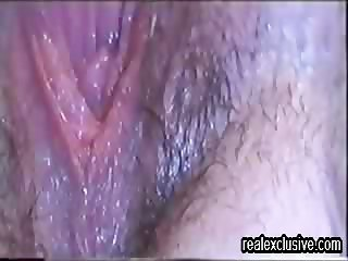 Pussy of my ex was so Wet I almost drowned