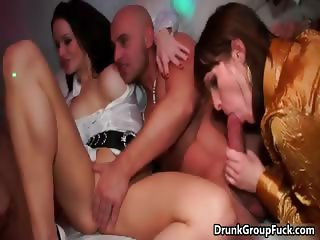 Horny babes love sucking and fucking part5