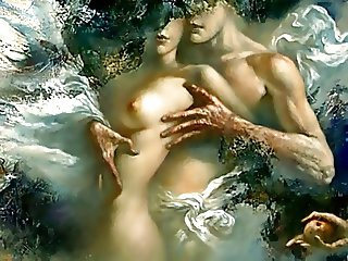 Erotic Paintings of Stanislav Sugintas