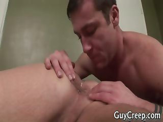 Sucking his rod and riding his ass part6