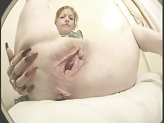 Charming Giant Huge Gaping Pussy Cunt Big Hole