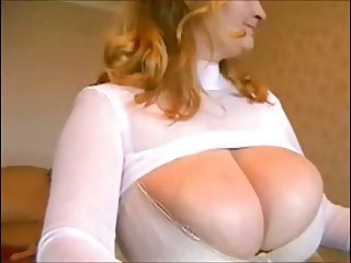 bbw - Huge Tits on Webcam